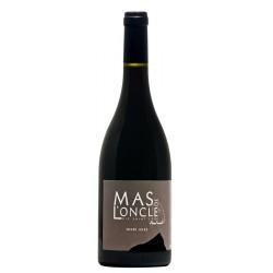 """Mas de l'Oncle Languedoc Pic Saint-Loup """"Cuvée Jules"""" 2015 bouteille"""