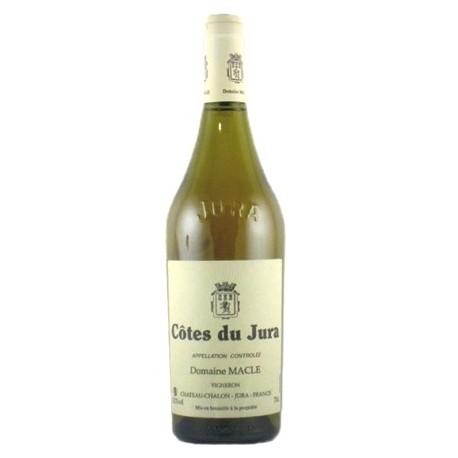 domaine macle cotes du Jura chardonnay savagnin 2012