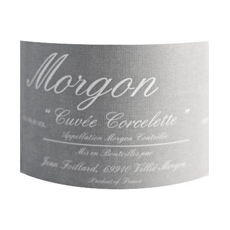 Jean-foillard-morgon-corcelette-2014-etiquette