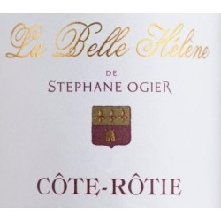 Cote Rotie Stephane Ogier La Belle Helene 2013 MAGNUM etiquette