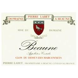 """Domaine P. Labet Beaune """"Clos du dessus des Marconnets"""" blanc sec 2011 (75 cl)"""