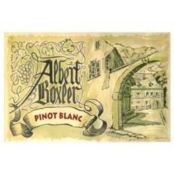 Domaine Albert Boxler Pinot blanc 2015