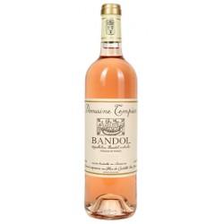 Domaine Tempier Bandol rosé 2015 bouteille