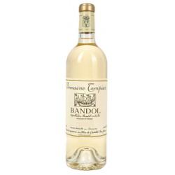 Domaine Tempier Bandol blanc 2015 bouteille