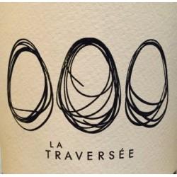 La Traversee 2015 de Gavin Crisfield en Terrasses du Larzac etiquette