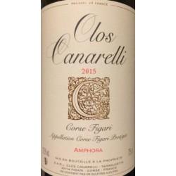 """Clos Canarelli """"Amphora"""" rouge 2015"""