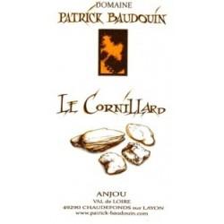 Domaine Patrick Baudouin Le Cornillard 2015 etiquette