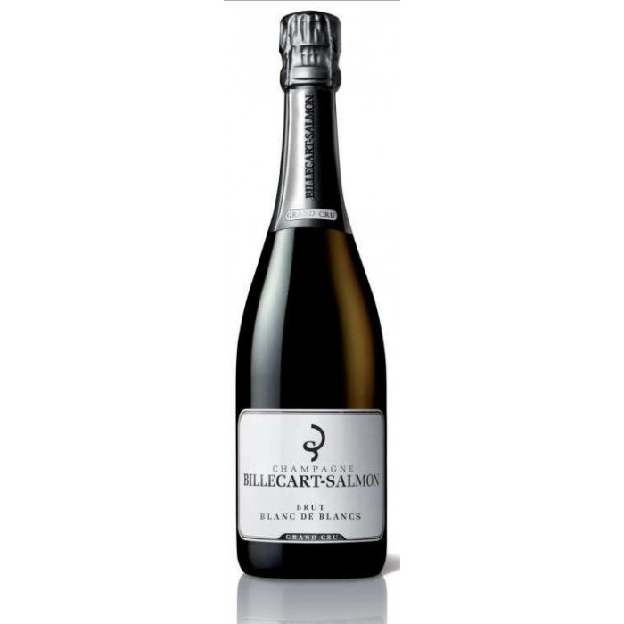 Champagne Billecart Salmon Blanc de Blanc Grand Cru bouteille