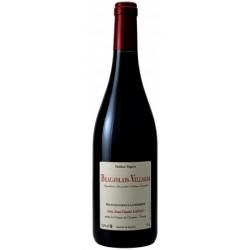 Domaine Jean-Claude Lapalu Beaujolais Villages Vieilles Vignes 2016 bouteille