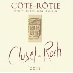 """Domaine Clusel-Roch Côte-Rôtie """"Classique"""" rouge 2012"""