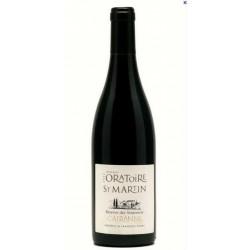 """Domaine de l'Oratoire Saint-Martin Cairanne """"Réserve des Seigneurs"""" rouge 2015 bouteille"""