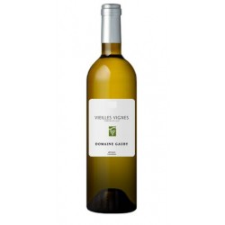 domaine gauby vieilles vignes blanc 2013 bouteille