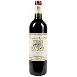 Domaine Tempier Bandol rouge 2015 bouteille