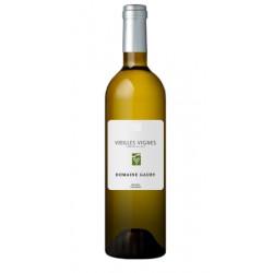 domaine gauby vieilles vignes blanc 2015 bouteille