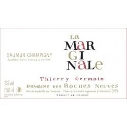 """Domaine des Roches Neuves Saumur-Champigny """"La Marginale"""" red 2016"""
