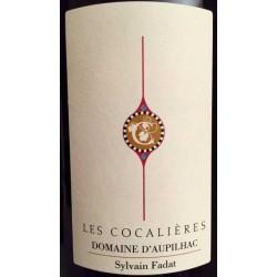 """Domaine d'Aupilhac """"Les Cocalières"""" rouge 2015"""
