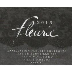 Jean-foillard-Fleurie-2015-etiquette