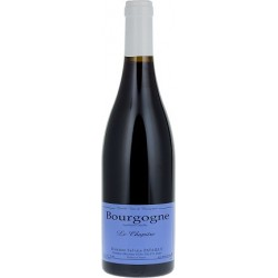 Domaine Sylvain Pataille Bourgogne Le Chapitre rouge 2015 bouteille