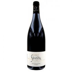 Domaine Saint Sylvestre terrasses du larzac rouge 2015 bouteille