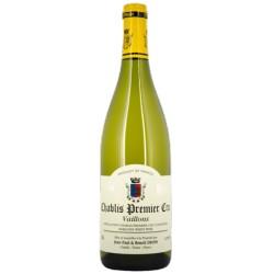 Domaine J-P et Benoit Droin Chablis 1er Cru Vaillons 2016 bouteille
