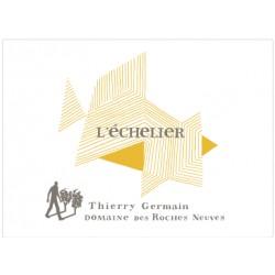 Domaine des Roches Neuves l'Echelier blanc 2016 étiquette