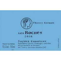 Domaine des Roches Neuves Saumur Champigny Les Roches 2016 etiquette