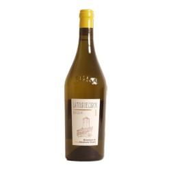 """Domaine Tissot Arbois Chardonnay """"Clos de la Tour de Curon"""" blanc 2015 bouteille"""