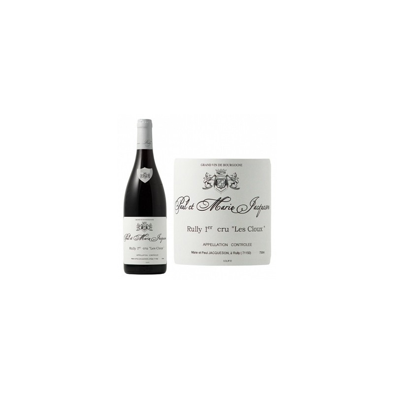 Domaine Paul et Marie Jacqueson Rully 1er Cru