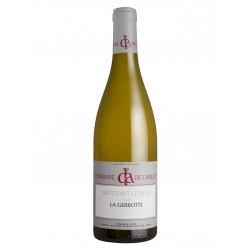 """Domaine de l'Arlot Nuits-Saint-Georges village """"La Gerbotte"""" blanc 2015 bouteille"""