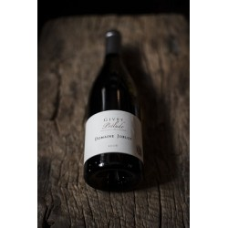 """Domaine Joblot Givry """"Prélude"""" blanc sec 2016 bouteille"""