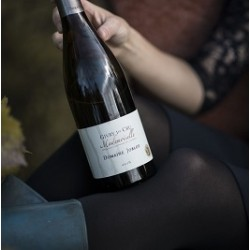 "Domaine Joblot Givry 1er Cru ""Mademoiselle"" blanc sec 2016 bouteille"