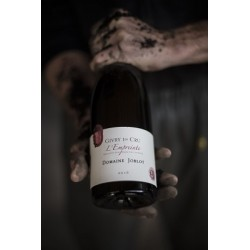 Domaine Joblot Givry 1er Cru l'empreinte rouge 2016 bouteille