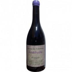 """Domaine des Ardoisieres """"Amethyste"""" rouge 2016 bouteille"""