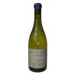 """Domaine des Ardoisières """"Schiste"""" blanc sec 2016 bouteille"""