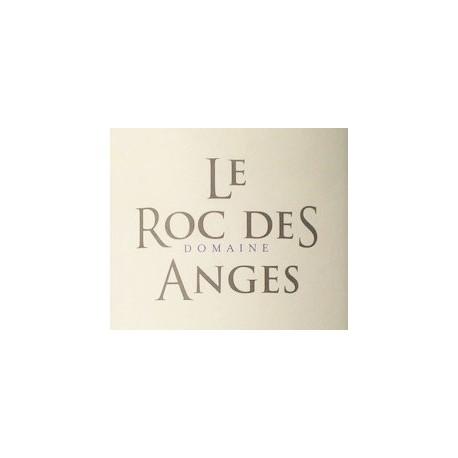 """Le Roc des Anges """"Australe"""" rouge 2016 etiquette"""