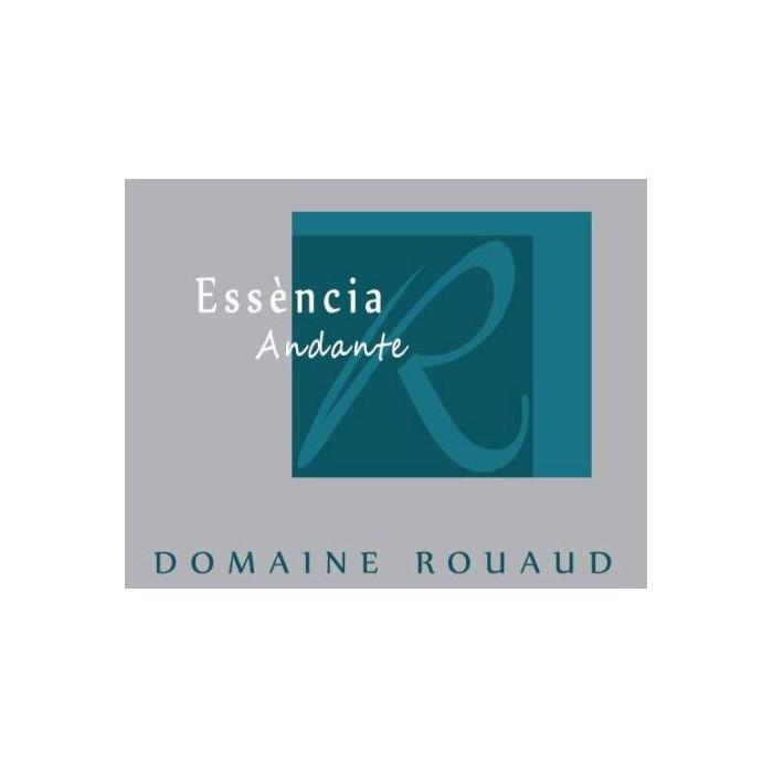 """Domaine Rouaud """"Essencia"""" rouge 2015 etiquette"""