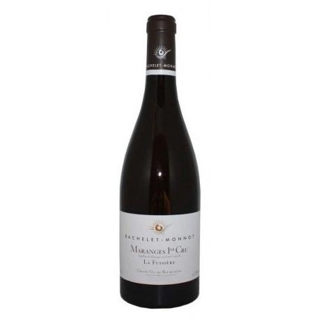 """Domaine Bachelet Monnot Marange 1er Cru """"La Fussière"""" blanc sec 2015 bouteille"""