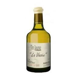 """Domaine Tissot Arbois Vin Jaune """"La Vasée"""" 2011 bouteille"""