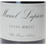 Domaine Marcel Lapierre Cuvée Marcel MMXVI Morgon rouge 2016 etiquette