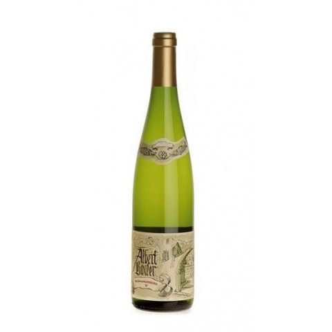 "Boxler Riesling Grand Cru Sommerberg ""D"" 2016 bouteille"