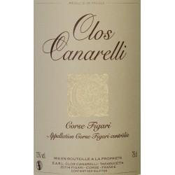 Clos Canarelli Corse Figari blanc 2017