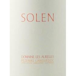 Domaine Les Aurelles Solen 2013 etiquette