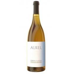"""Domaine Les Aurelles """"Aurel"""" blanc 2013 bouteille"""