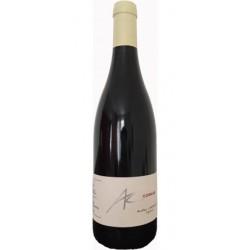 Domaine Aurélien Chatagnier Cornas rouge 2016 bouteille