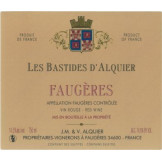 """Domaine Jean-Michel Alquier Faugeres """"Les Bastides"""" red 2010"""