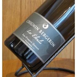 """Domaine JP et JF Quenard Chignin Bergeron """"Les Eboulis"""" (roussanne) blanc sec 2017 bouteille"""