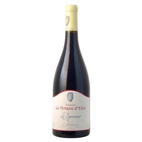 Domaine la Terrasse d'Elise Le Pigeonnier 2016 bouteille