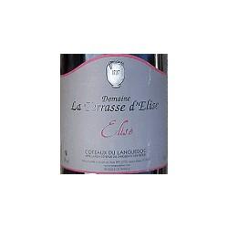 """Domaine La Terrasse d'Elise """"Elise"""" 2011 etiquette"""