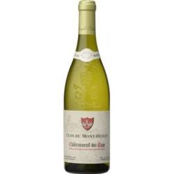 Clos du Mont-Olivet Châteauneuf-du-Pape blanc 2017 bouteille
