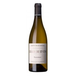 "Domaine Arnaud Lambert Saumur ""Coulée de St-Cyr"" dry white 2014"